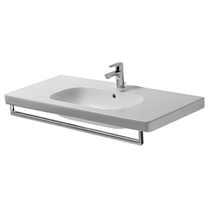 Duravit D Code 1050mm Washbasin With Overflow 03421000602